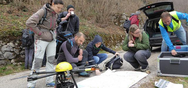 Parte il Progetto FSE su droni e agricoltura